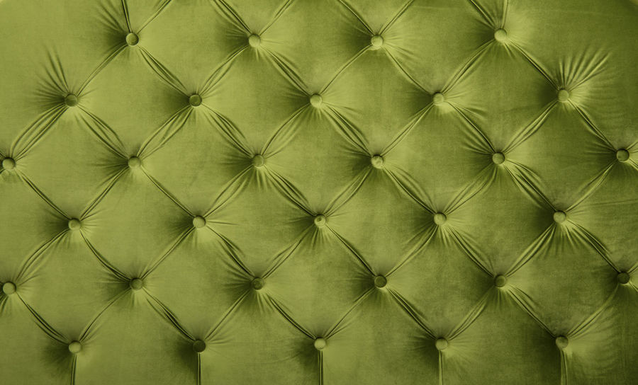 Yellow green luxury capitone Chesterfield style tufted buttoned fabric textile pattern background Background Bed Capitone Chesterfield Decor Decoration Design Fabric Furniture Green Home Interior Luxury Pattern Premium Retro Rich Sofa Style Textile Texture Upholstery Wall Yellow