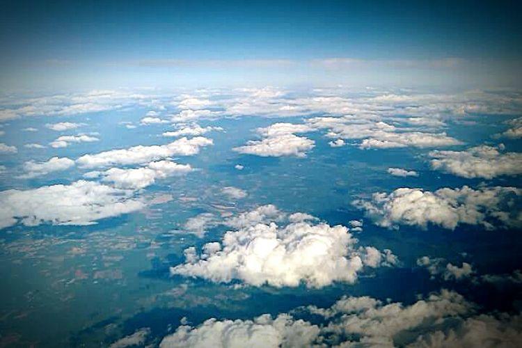 Clouds Arial JessCarrieA Alaska