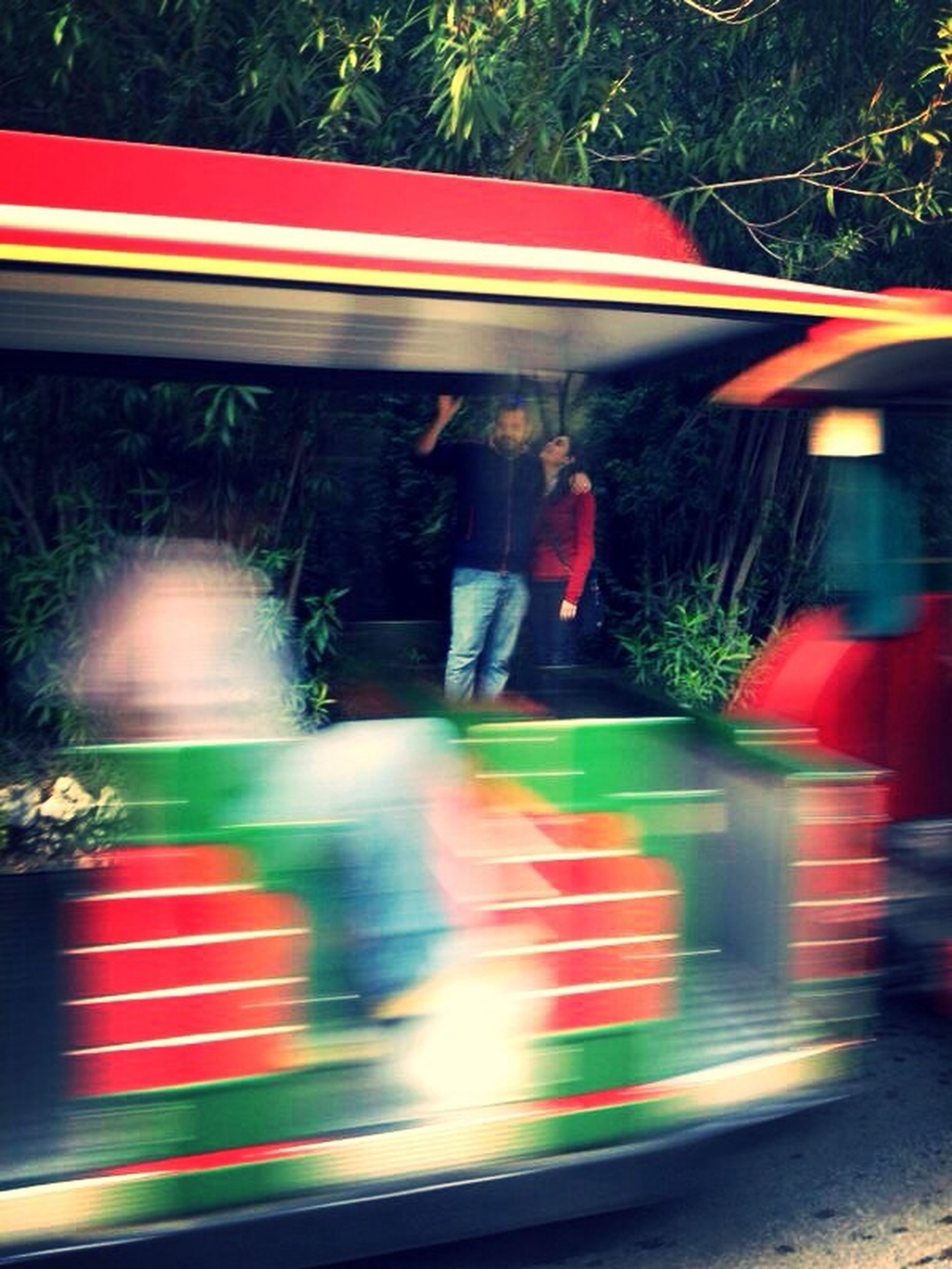 blurred motion, motion, transportation, speed, long exposure, on the move, road, mode of transport, land vehicle, street, light trail, multi colored, illuminated, lifestyles, men, red, car, travel