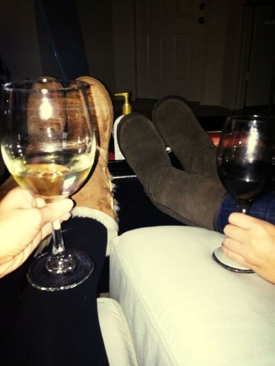 Ugg And Wine Party