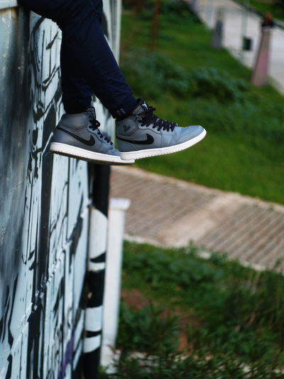 Airjordan1 AirJordan  Michael Jordan Goat Urbanphotography Kicksoftheday Kicksonfire Kicks Of The Day Vscocam Photography VSCO Sneakerhead  Sneakers Sneakersaddict Coolgreys Rareair Jordans On My Feet