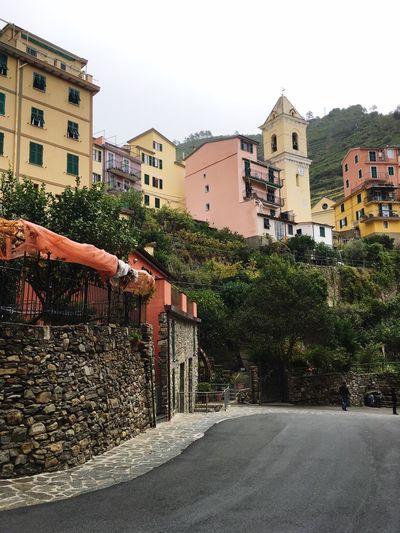 Manorolo, Cinque Terre Building Exterior Architecture City Cinque Terre Italy Village