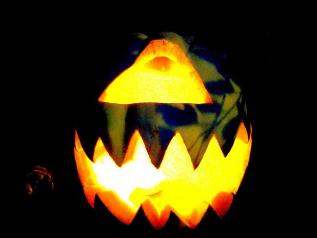 Pumpkin Halloween Jackolantern SpookyHalloween Spooky Photo