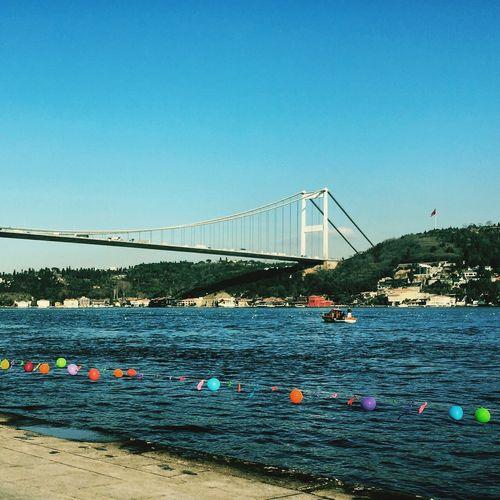 A summery day at Istanbul. Istanbul Summery Rumelihisari