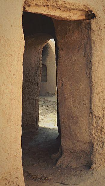 Ancient Architecture Ancient City Old Wall Coridor Minimalism Minimal Iranan Architecture