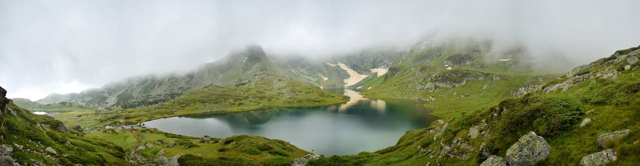 Lakes of Rila