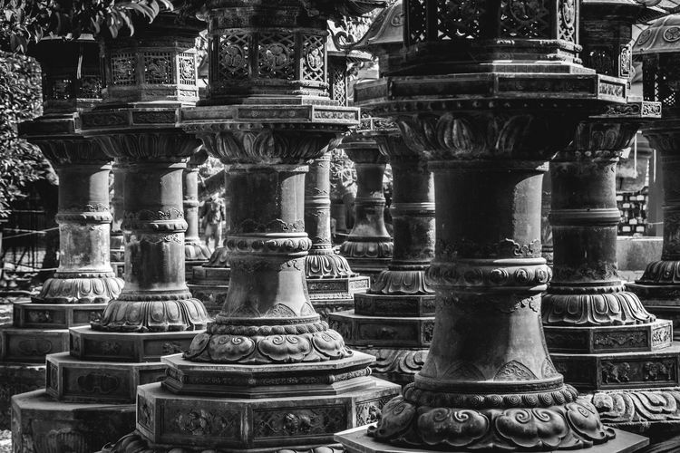 Architecture Built Structure Place Of Worship Architectural Column No People Building Building Exterior Religion Belief History Spirituality The Past Travel Destinations Old Day Ornate Ancient Tourism Art And Craft Ancient Civilization Balustrade My Best Photo