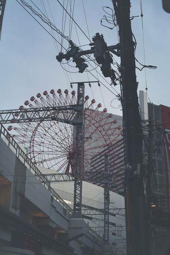 HEP FIVE The Ferris Wheel
