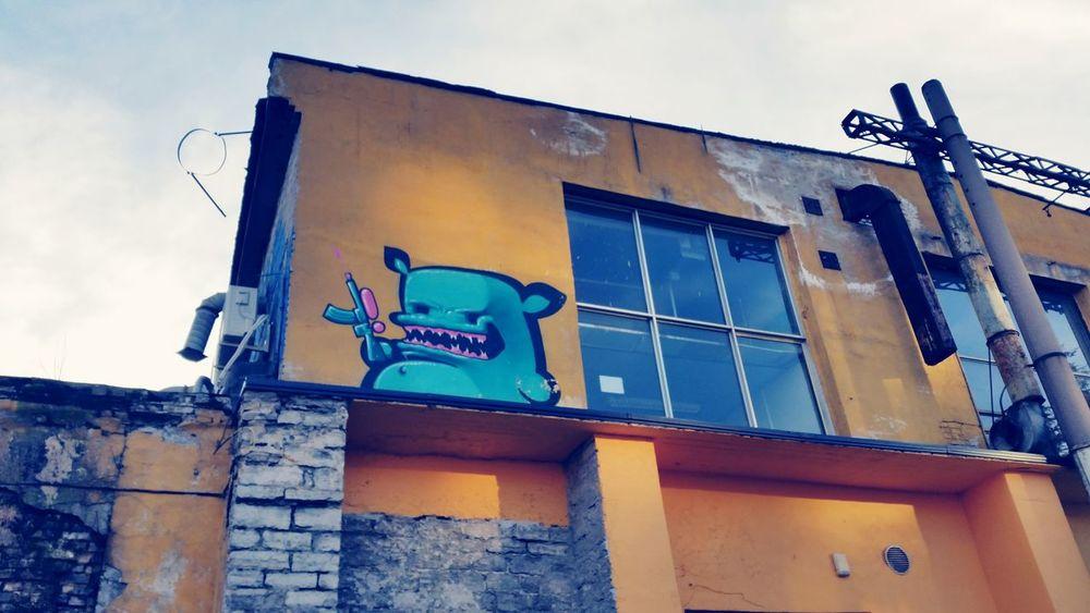 Urban 4 Filter Streetphotography Telliskivi Loomelinnak Tallinn