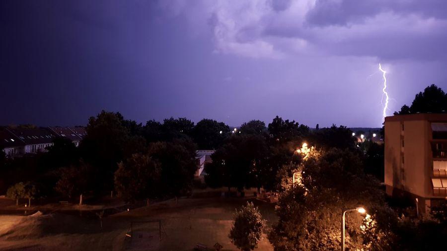 Thunder Night