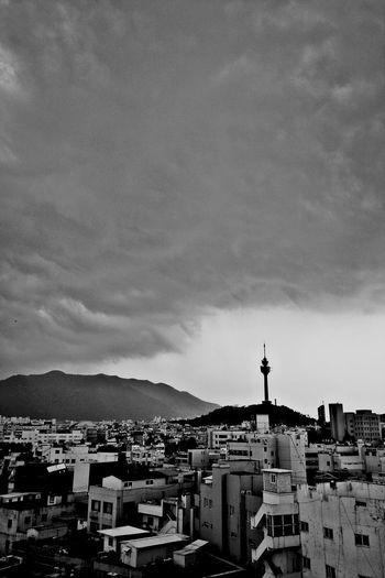 먹구름 대박 Clouds