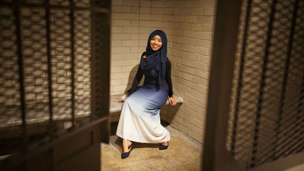 Taking Photos Singapore Sony Potrait Potrait_photography SonyRX1 Hijabbeauty Woman Portrait First Eyeem Photo