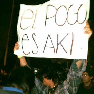 Pogo Punk Rock Peru saicos