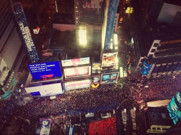 New Years Eve 2012/2013 NY