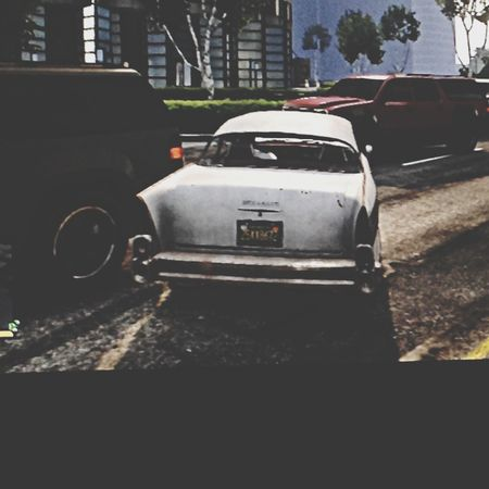 On a mission GTA V