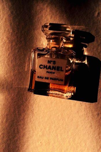 Chanel No5. First Eyeem Photo