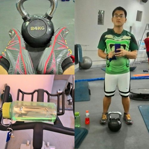 DETOXIFIED :D HIIT FGT Rpm Treadmill WEIGHTS