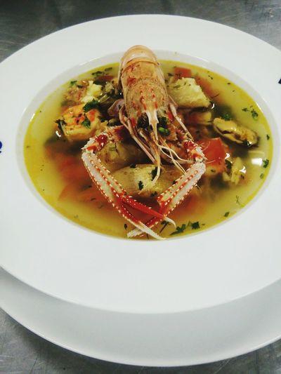 Yummy Foodphotography Foodstagram Foodie Brazilianfood Brazil Soup Sopa Lagostas Sopaleaoveloso