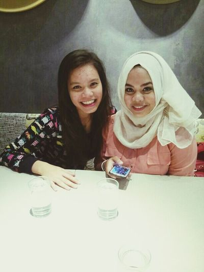 with birthday girl