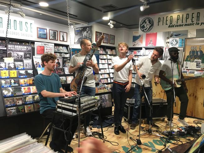 Music Photography  Musicians Music Wouter Hamel Live