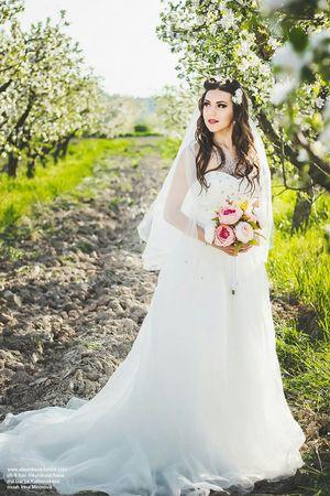 Wedding Photography Boussanna Photography Love♥ Crimea Bride Flowers свадьба Makeup Spring