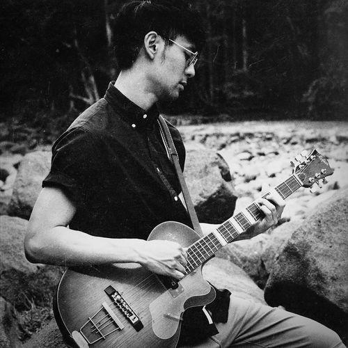Open Edit Hon'ne Magazine Eye4photography  Blackandwhite Monochrome HongKong Portrait Guitar Musician Lifestyle