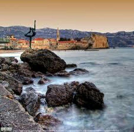 Budva Montenegro Old Town ♥