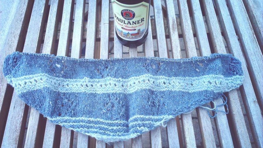 Knitting And Beer am Abend Knitting Maleknitting