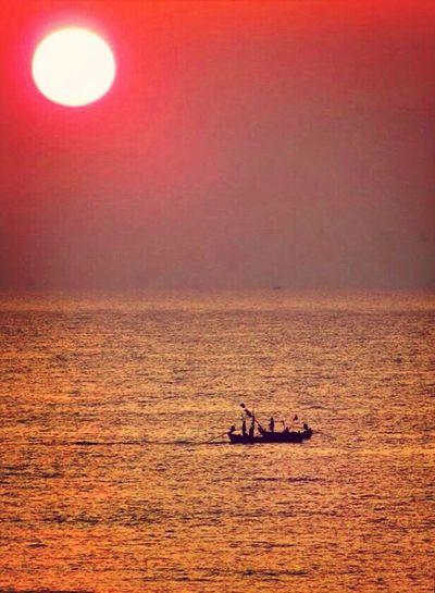 Sunset Sun_collection Beach Hello World