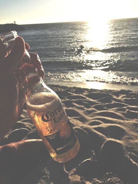 Beers On The Beach Corona Beachphotography Beach The Small Things Australia