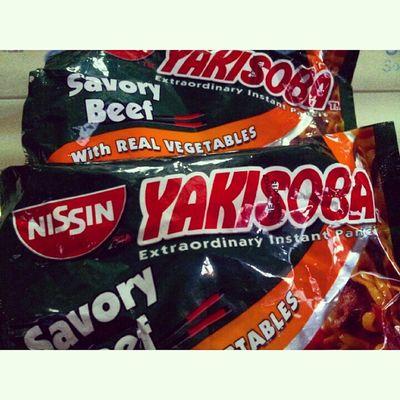 Yakisobrang sarap kase! Happy tummy with @marcos121795 and Yakisoba Savory Beef :) @fifthsolomon