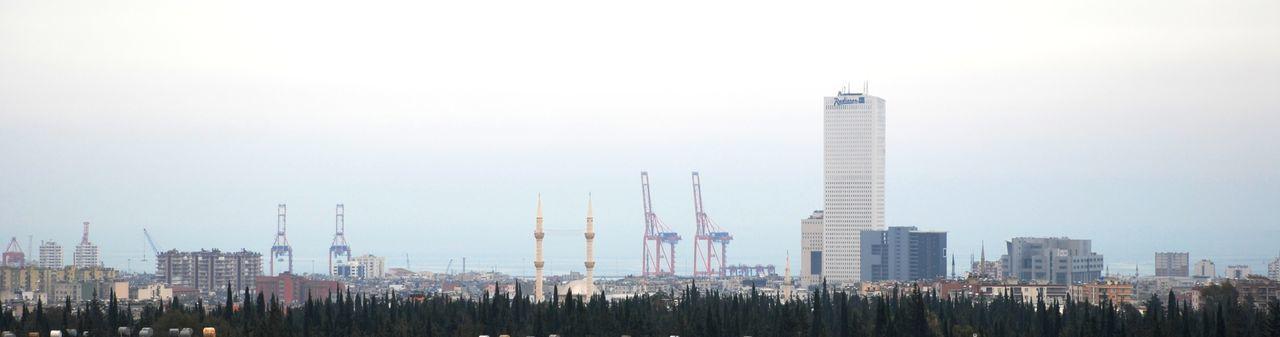 City Citylife EyeEm Gallery Mersin Mersin Turkey Modern Nikon D80 Panaroma Panaroma Mersi
