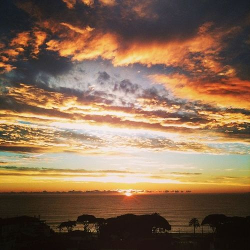 Buenos días Sol! Wakeuppics Goodmorning Sunrise Amanecer