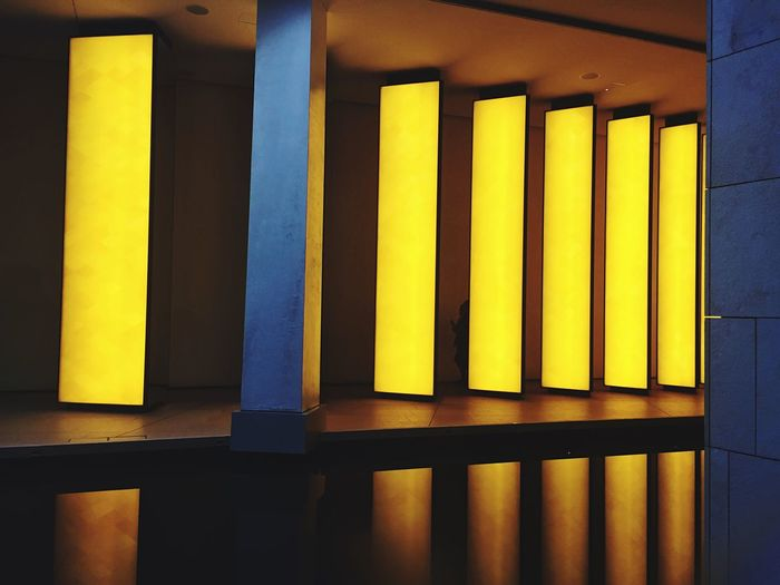 Amazing Nice Museumofmodernart Moma Paris Yellow No People Close-up Day