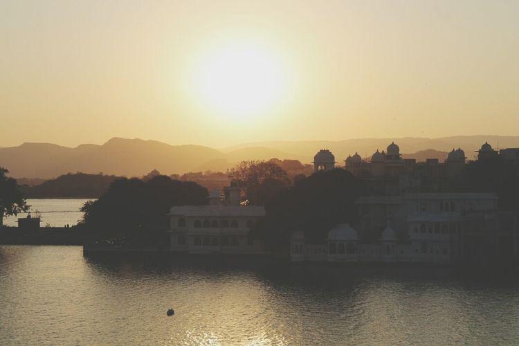 India Sunset First Eyeem Photo