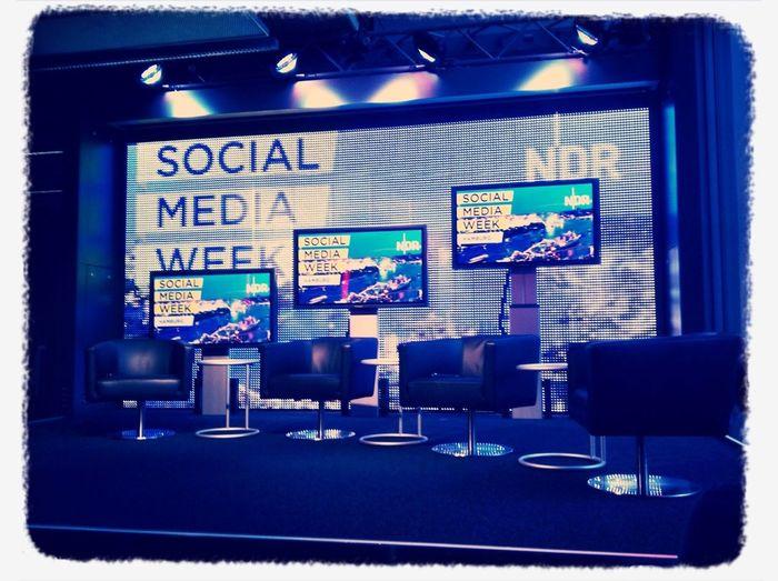 Social TV Vortrag @ SMWHH