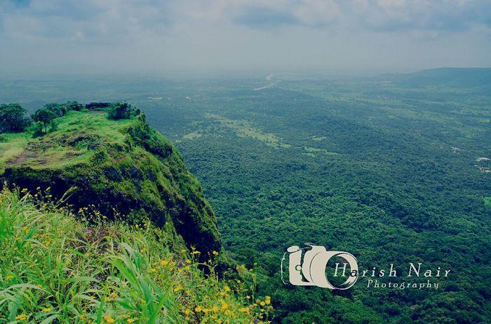Karnala Bird Sanctuary Karnala Panvel Mumbai Harishnair Harishnairphotography Greenery Greenery Scenery Blue Sky Hills