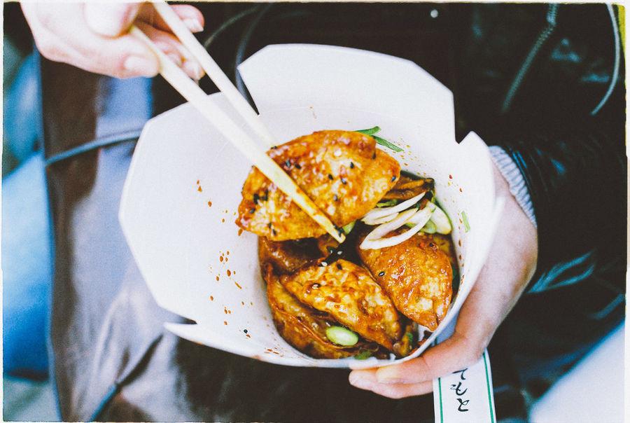 Alternative Analog Film Food Food And Drink Hipster Japanese Food Street