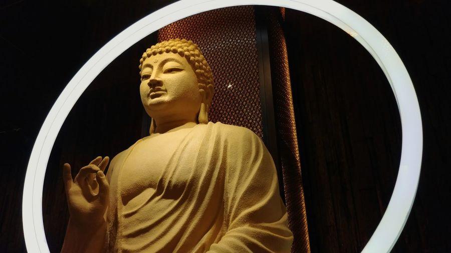 Think divine. Vesak Day Religion Spiritual Buddhism Buddha Sculpture