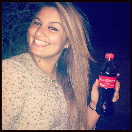 @imane kouri <3 Coca Cola