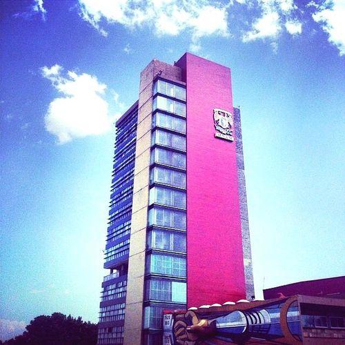 Torre De Rectoría C.U. Mexico City University