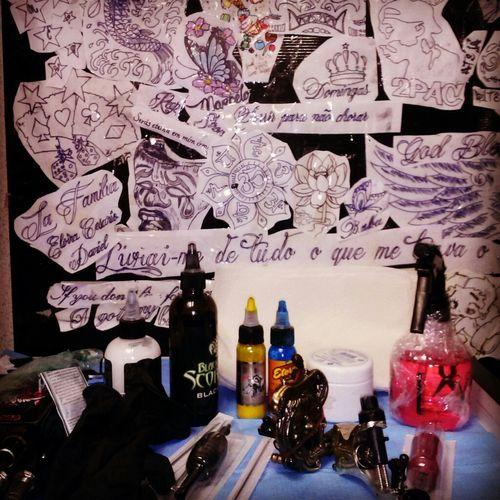 Portrait Tattoos Tattooed Colors Ink Studiotattoo Machinetattoo
