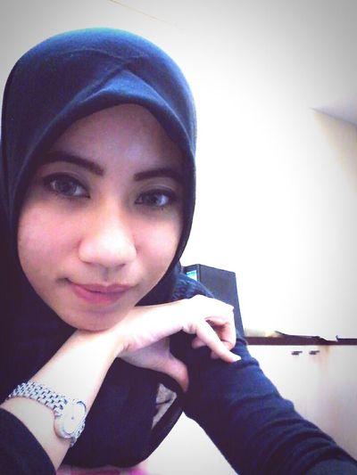 cuma selfie iseng..wkwkwkkk Yaaay \^=^/