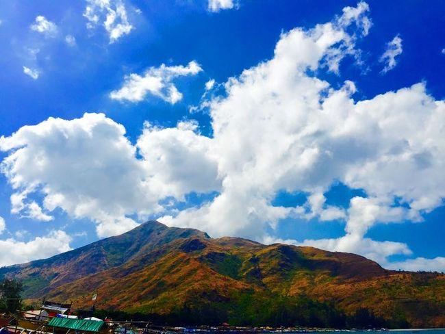 Mountain Range Lost In The Landscape Blue Cloud - Sky Landscape Mountain Mountain Range Nature Outdoors