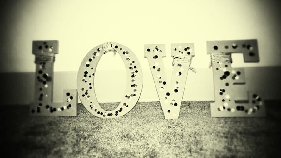 LOVE is what this world needs. Love ♥ Black And White Love What A Powerful Word