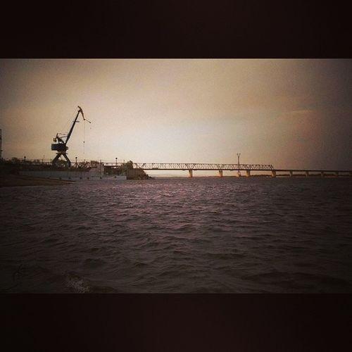 VSCO Vscocam Blagoveshensk Russia благовещенск зея мост кран