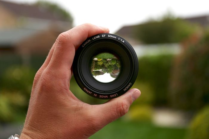 Bokeh! Bokeh Photography Canon Circle Close-up Lens - Optical Instrument Nifty Fifty Photographing Selective Focus