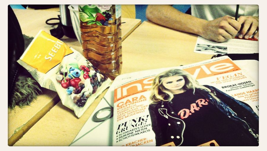 bored at school :) Studying Homework Instyle Cara Delevingne