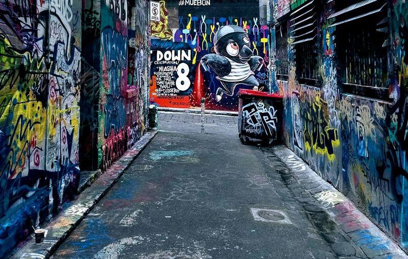 Streetart Lane