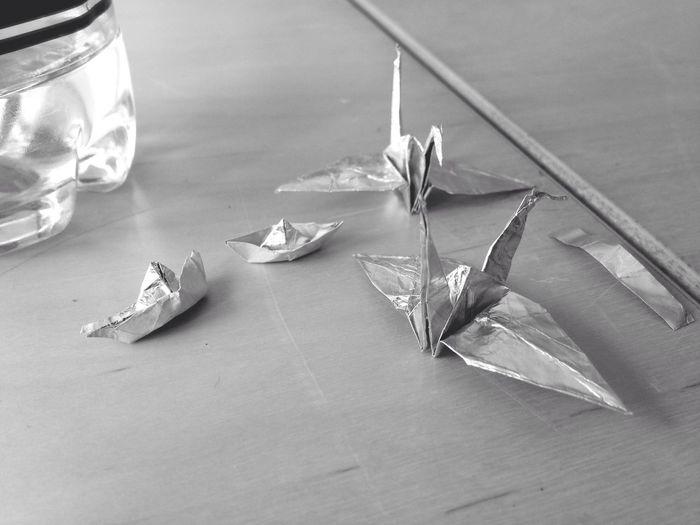 Don Filter Monochrome Blackandwhite Origami